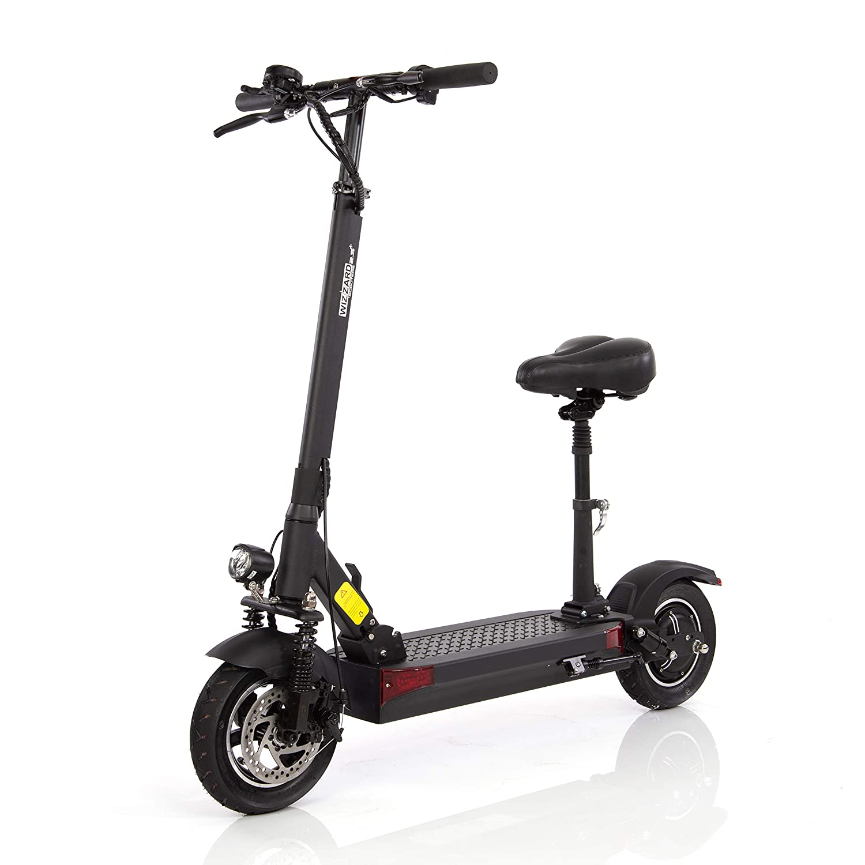 WIZZARD Elektro City Scooter 2.5 Plus - Scooter eléctrico ...