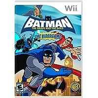 Batman: The Brave and the Bold - Wii - Estándar Edition