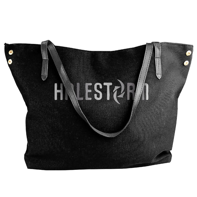 Halestorm Platinum Logo Women Shoulder Bags