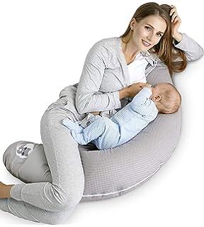 XXL funda para cojín de lactancia bebé cojín para dormir ...