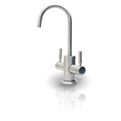 APEC Water Systems FAUCET-HC-WST-NP Instant Hot and Cold Reverse ...