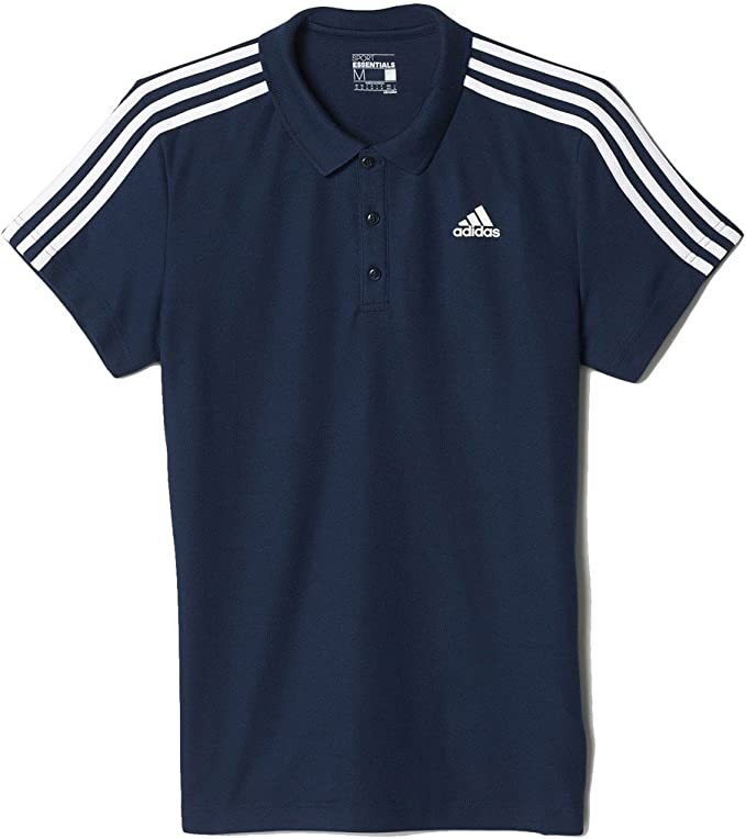 adidas Herren Essentials 3S Poloshirt