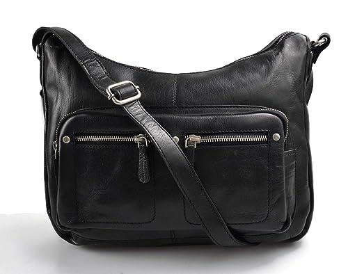 Sac cuir femme sac en cuir d'èpaule bandoulierè en cuir sac besace ...