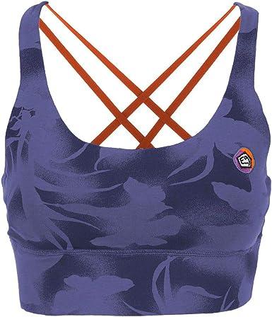 E9 Sujetador deportivo Mery Mujer Indigo: Amazon.es: Ropa y ...