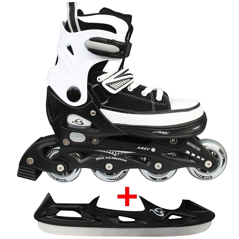 Cox Swain Children Inline Ice Skates Sneak Inline Ice Skate 2