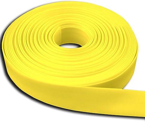 "Heat Shrink Tubing 50 ft  1//8/"" Yellow    FREE SHIPPING"
