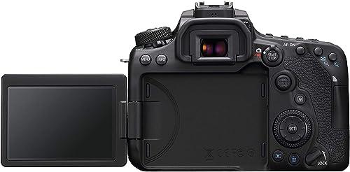 Canon EOS 90D Rear