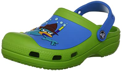 a7ad1c14e Crocs SS13 Phineas Ferb Clog (Toddler Little Kid)