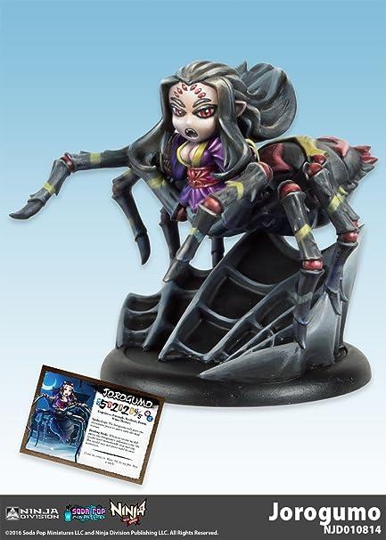 Ninja All-Stars: Jorogumo: Amazon.es: Juguetes y juegos
