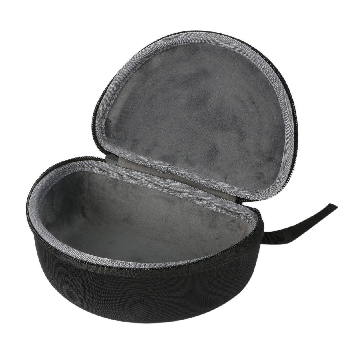 Co2Crea Hard Travel Case for DEWALT DPG82-11 Concealer Clear Anti-Fog Dual Mold Safety Goggle