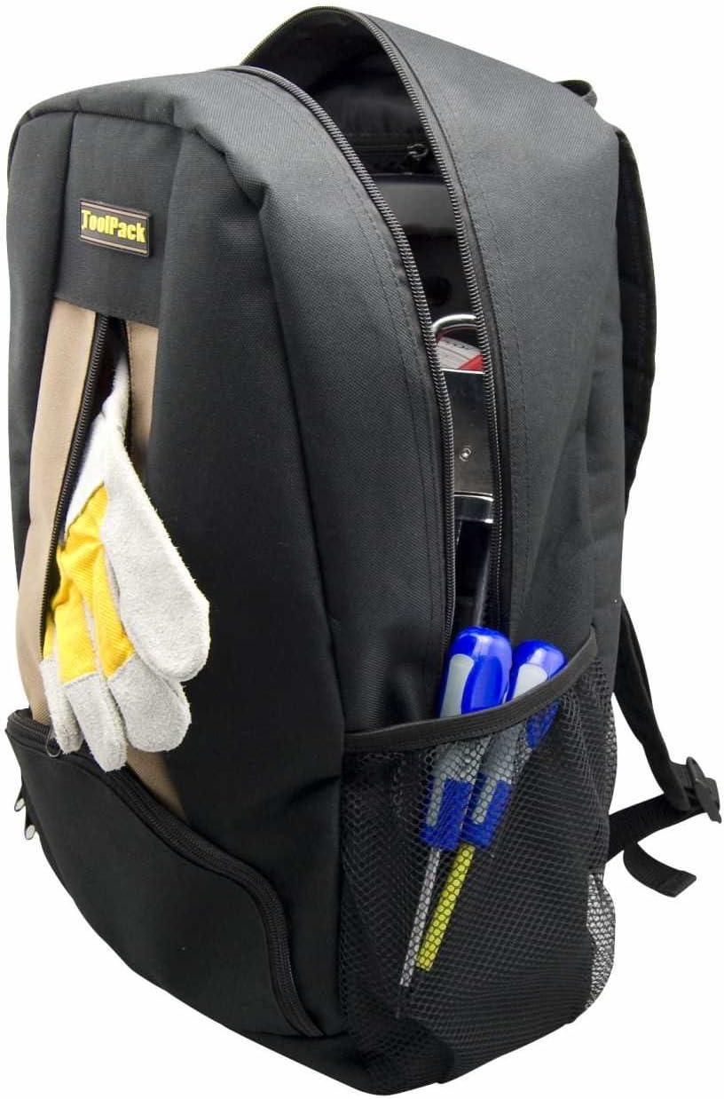 Profi Werkzeugtasche Toolpack 360 085 Werkzeugrucksack Werkzeug Rucksack Tasche Amazon De Baumarkt
