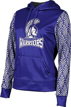 School Spirit Sweatshirt Digital ProSphere Winona State University Girls Zipper Hoodie