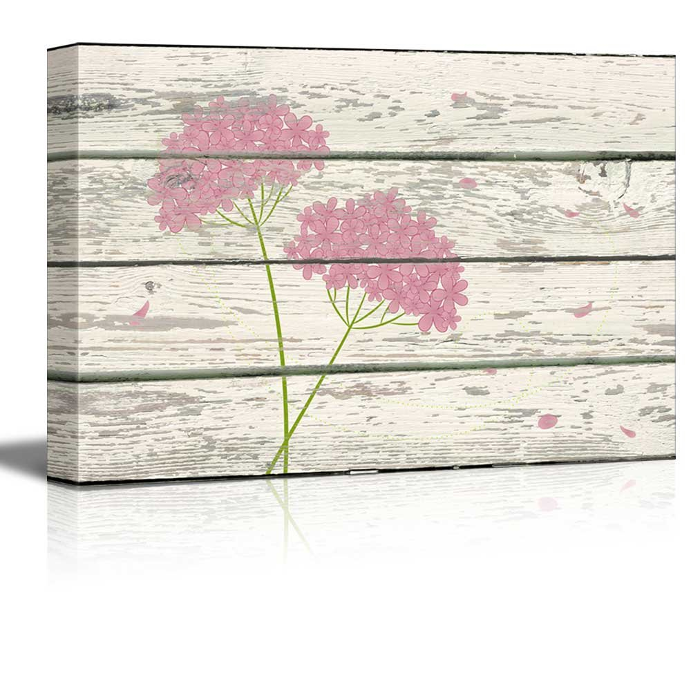 Green And Pink Canvas Wall Art Amazon