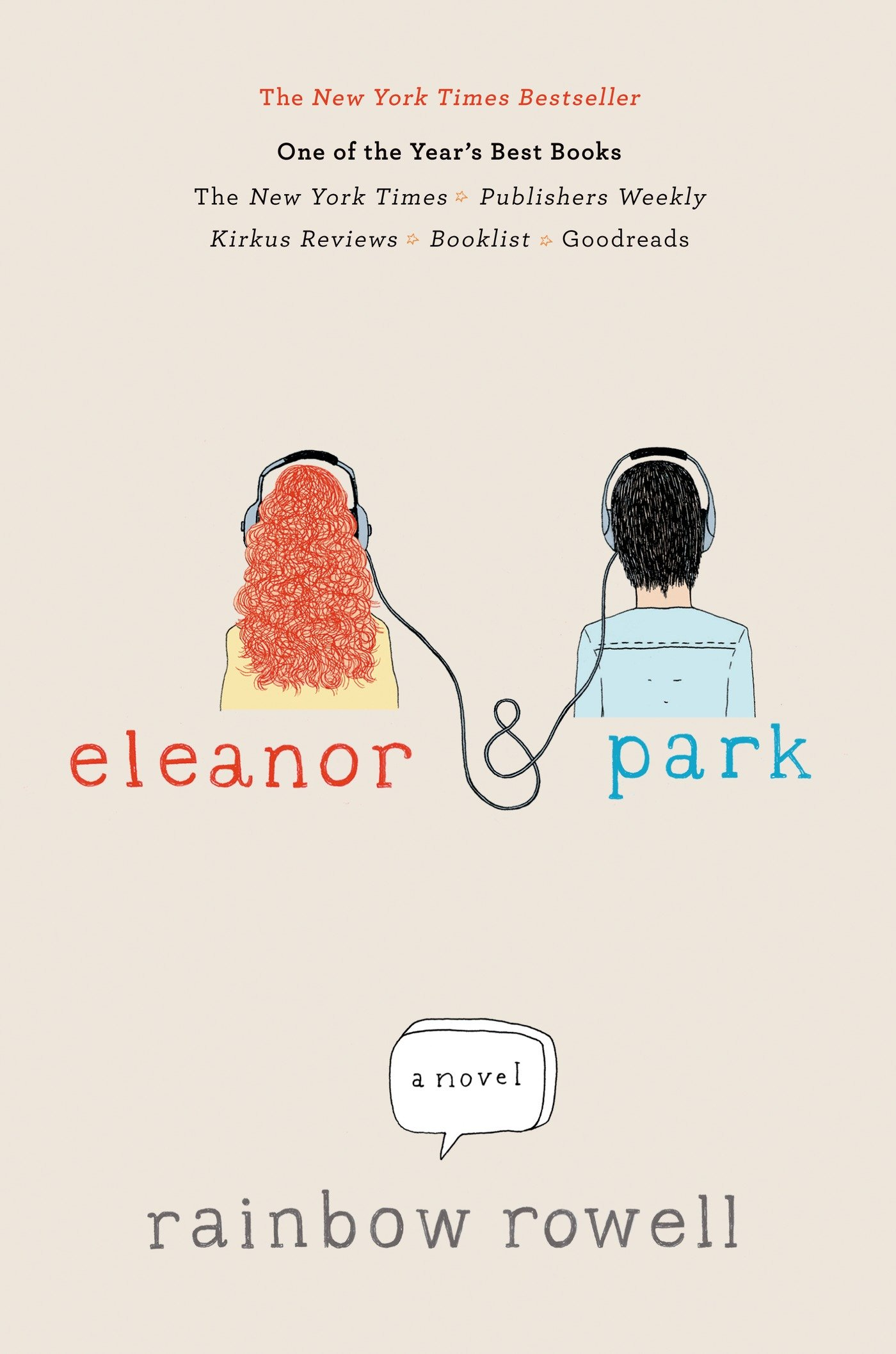 Image result for Eleanor and Park by Rainbow Rowell