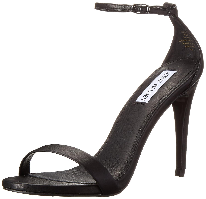 d8dd1dad42 Amazon.com | Steve Madden Women's Stecy Dress Sandal | Heeled Sandals