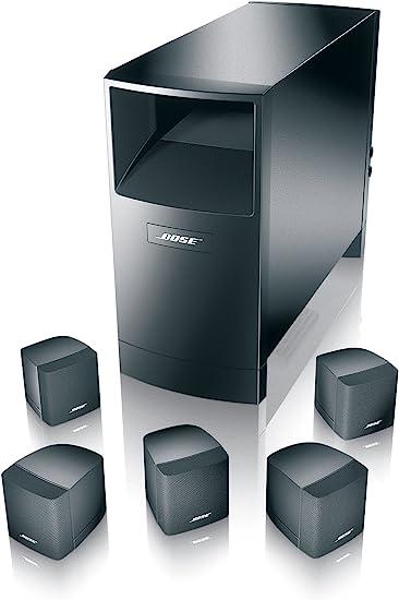 Bose Acoustimass 9 Home Entertainment Speaker System (Black)