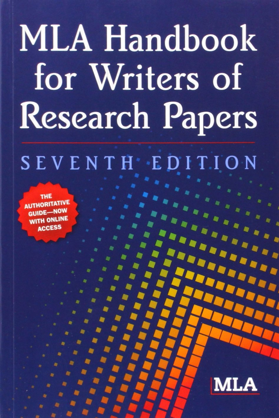 MLA Handbook for Writers of Research Papers (Mla Handbook for Writers of  Research Ppapers): Amazon.co.uk: Modern Language Association:  8601419603268: Books