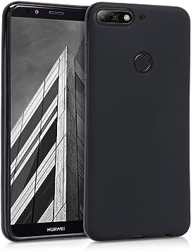 kwmobile Funda Compatible con Huawei Y7 (2018)/Y7 Prime (2018 ...
