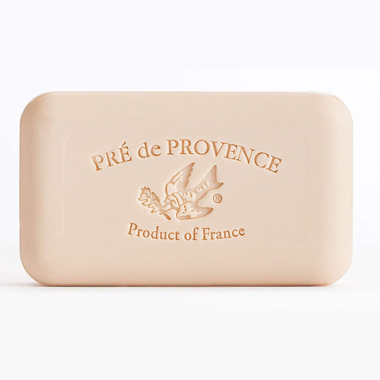 Pre de Provence Artisanal French Soap Bar Enriched with Shea Butter, Coconut, 150 Gram