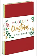 Colors of Christmas: A Devotional Prayer Journal Paperback