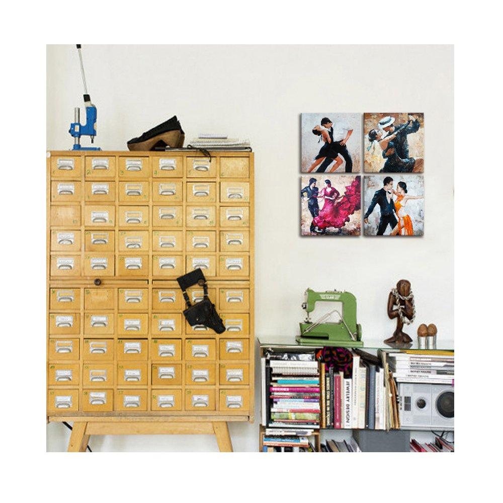 Amazon.com: Framed Wall Art Tango Decorative Art Poster Print ...