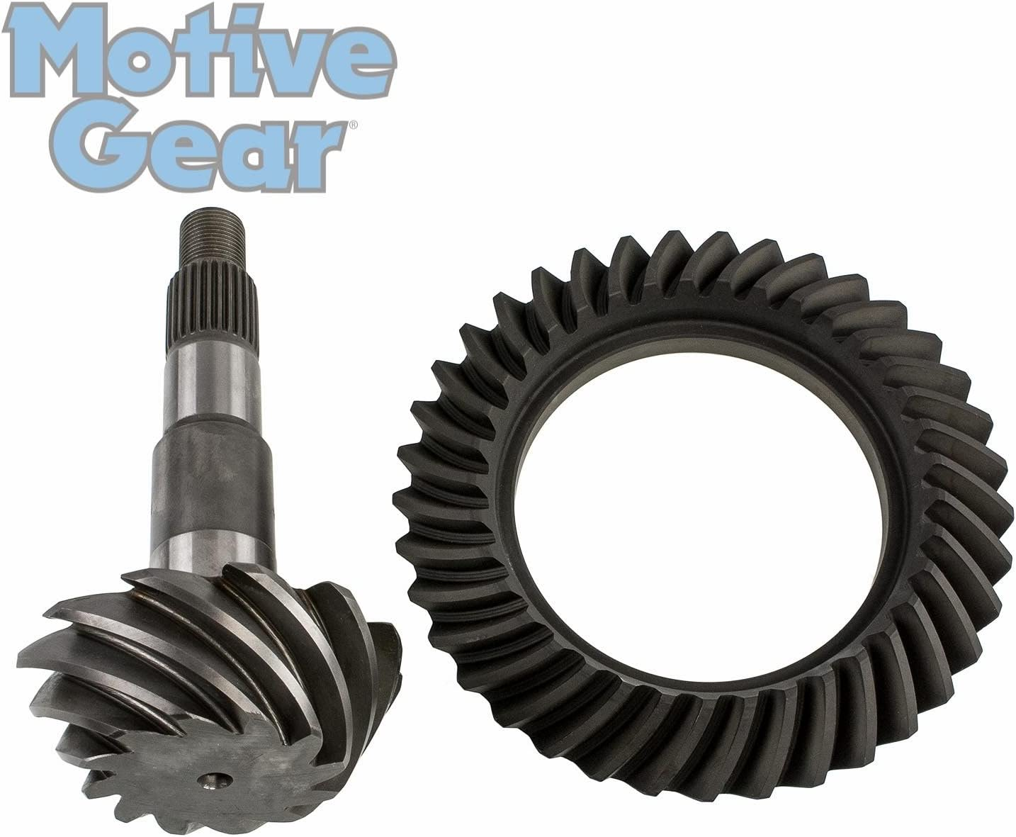 GM 7.5 /& 7.625 Style, 3.23 Ratio Motive Gear GM7.5-323 Ring and Pinion