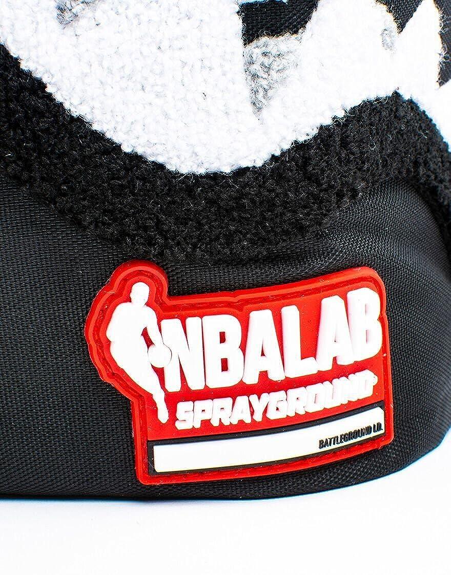Amazon.com: NBA LAB X Sprayground Brooklyn Nets Bridge Backpack: Amazing Attire