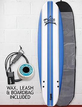 Espuma de Alder Delta – Tabla de surf tabla de surf Kids Paquete 6 ft –