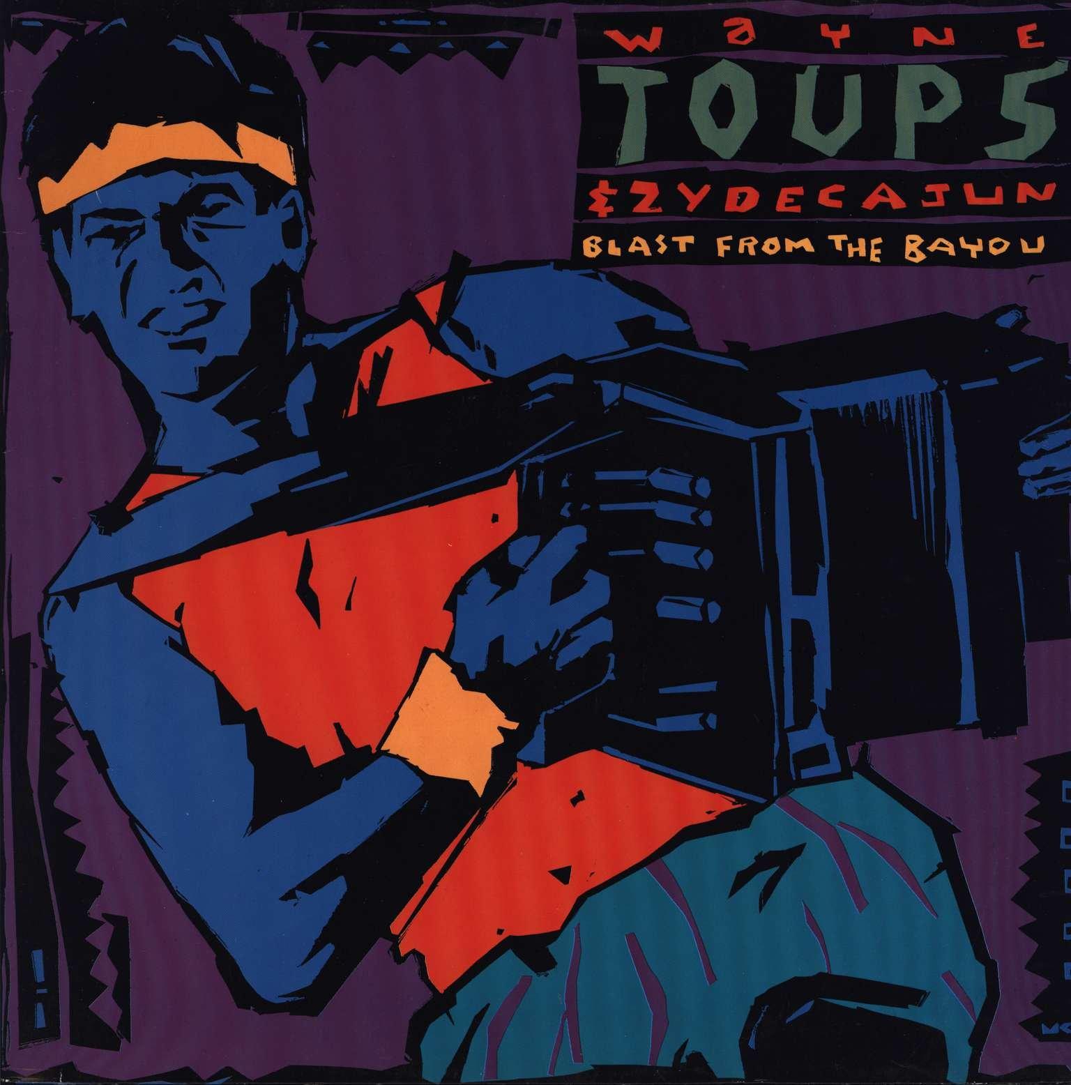 Blast from the Bayou [Vinyl]