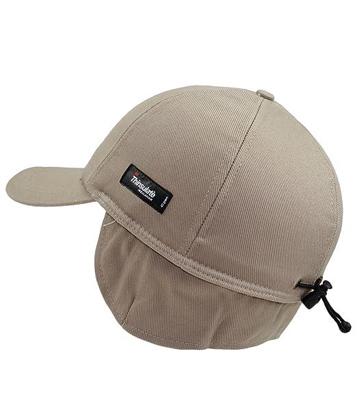 EveryHead Fiebig Basecap Maschile Baseball Cappellino Berretto Con Visiera  Cappello Invernale Teflon Uni Paraorecchie Per Uomini 073d322b904c