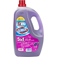 Clorox Disinfectant Cleaner 5 in 1 Lavender, 3 Liter