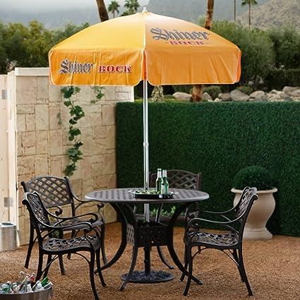 Etonnant Shiner Bock 6 Ft. Patio Umbrella