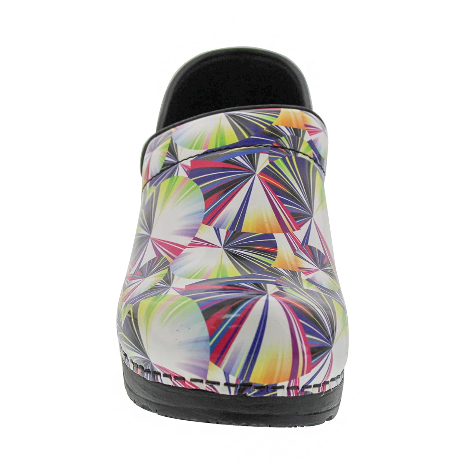 Sanita Women's Original Pro. Geo Clog 459156 Multi - 4