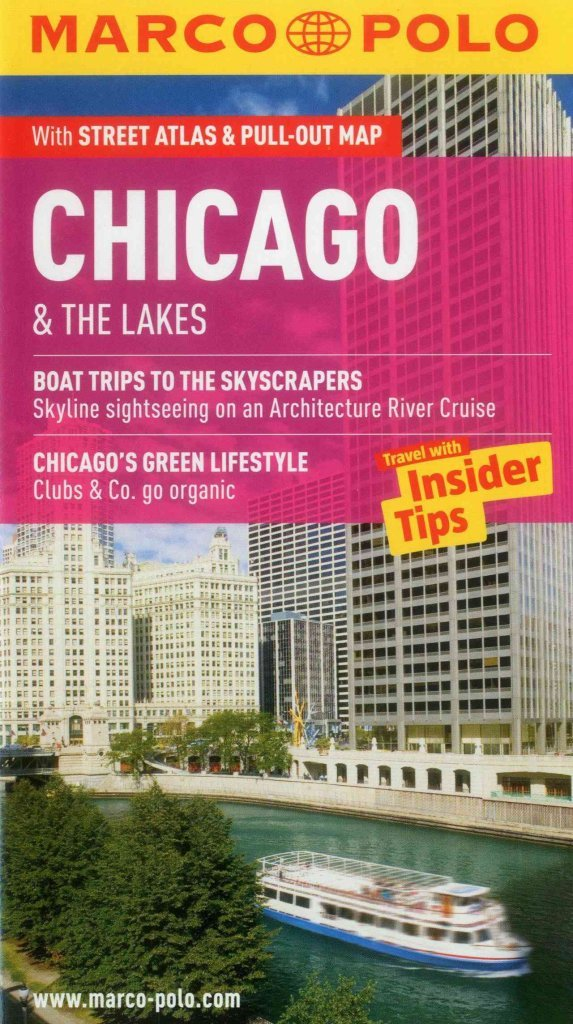 Download [Chicago & the Lakes Marco Polo Guide] (By: Marco Polo) [published: August, 2014] pdf