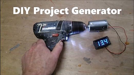 small generator motor. Amazon.com: Pacific Sky Power DC Project Motor Generator: Garden \u0026 Outdoor Small Generator L