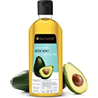 Avocado Oil by Soulflower, Organic and Coldpressed, Pure Vegan Natural and Undiluted, Deeply Moisturizes and Reduces…
