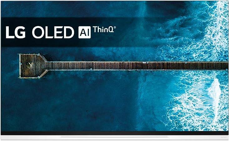 LG - TV OLED 65 - Lg Oled65E9Pla, 4K HDR, Smart TV Inteligencia Artificial, Alpha 9 Gen.2, Deep Learning: BLOCK: Amazon.es: Electrónica