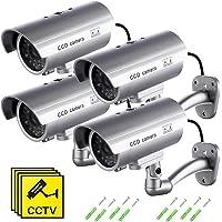Cámaras de vigilancia simuladas