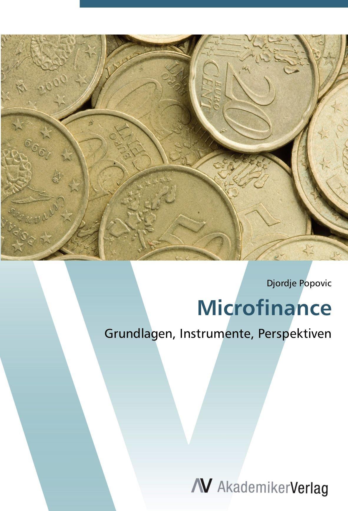 Read Online Microfinance: Grundlagen, Instrumente, Perspektiven (German Edition) ebook