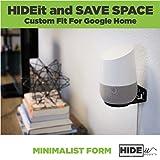 HIDEit Google Home Mount - Wall Mount for Google