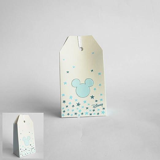 Detalle Caja Sobres Confeti Topolino Disney Azul cielo Set 20 ...