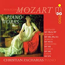 Works for Piano: Fantasias Rondos & Other Works