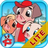 Three Little Pigs: Interactive Touch Book Lite