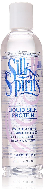 Silk Spirits Conditioner 8oz bottle by Chris Christensen