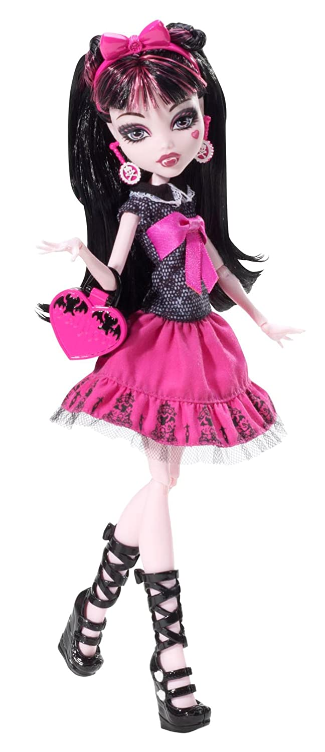 Uncategorized Monster High Draculaura Pictures amazon com monster high picture day draculaura doll toys games