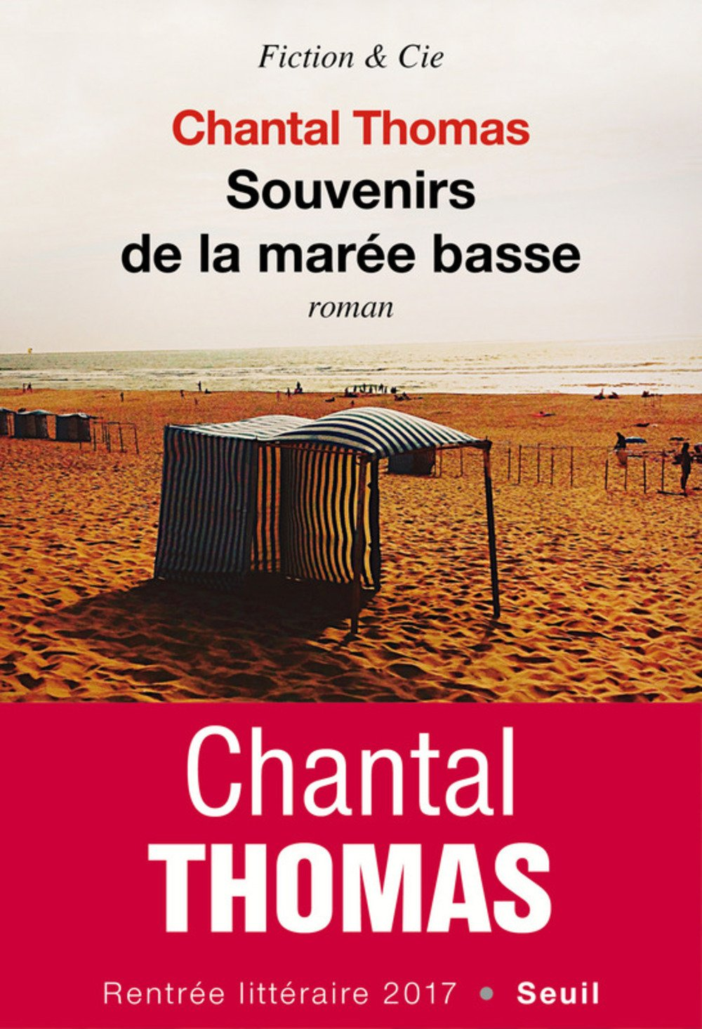 Souvenirs de la marée basse de Chantal Thomas 71LkfivIquL