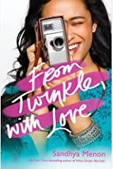 From Twinkle, With Love: The funny heartwarming romcom from the bestselling author of When Dimple Met Rishi Paperback