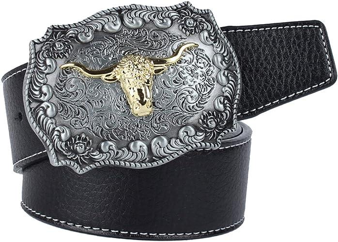 Vintage Owl  Men/'s Belt Buckle for Belts Western Cowboy Native American