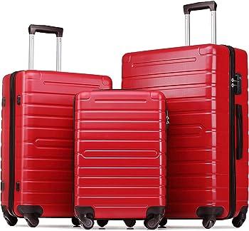 Flieks Long-lasting Luggage Set