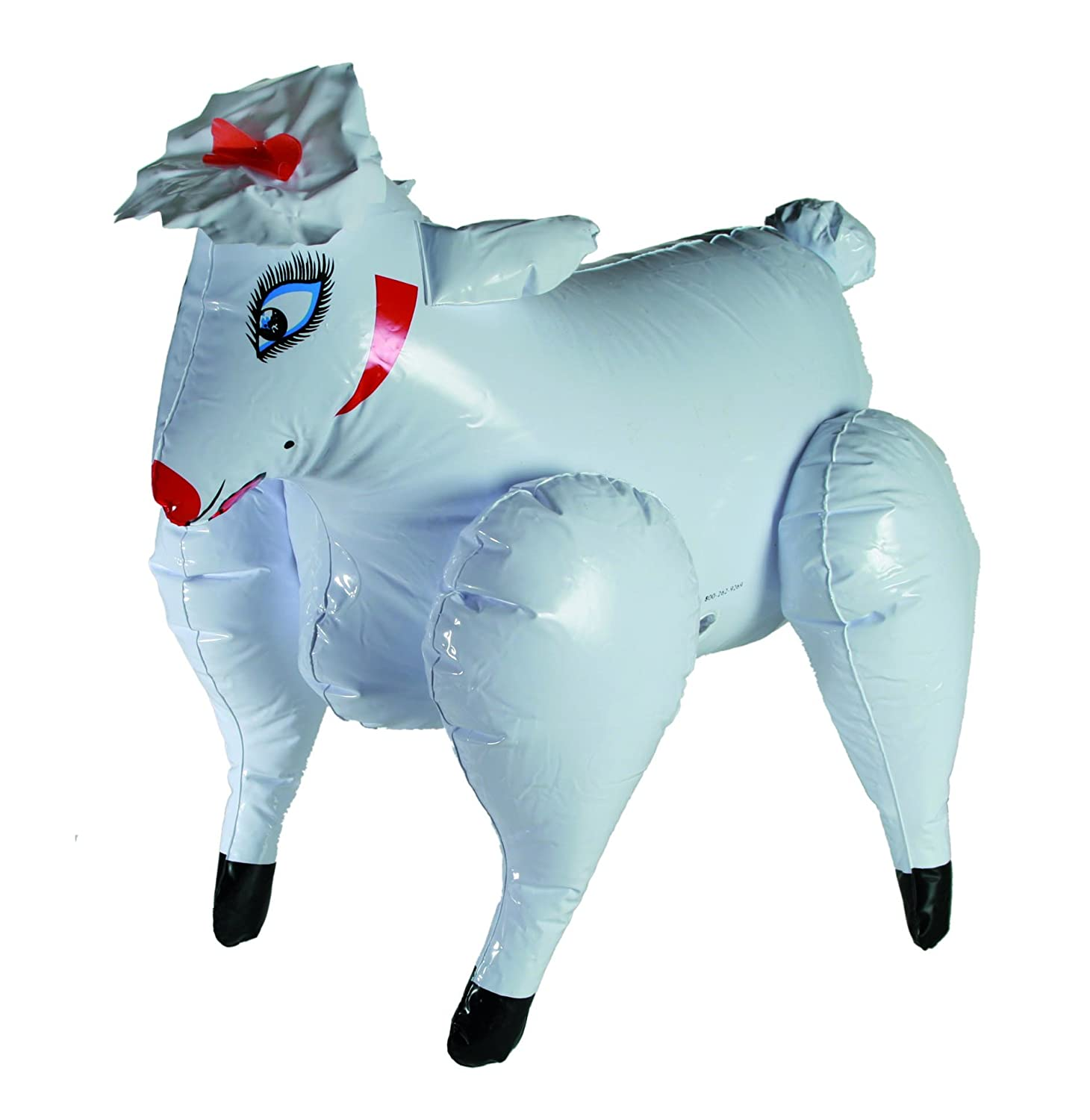 INFLATABLE SHEEP X 15 BLOW UP BONKIN DOLLY  FANCY DRESS HEN STAG PARTY NEW